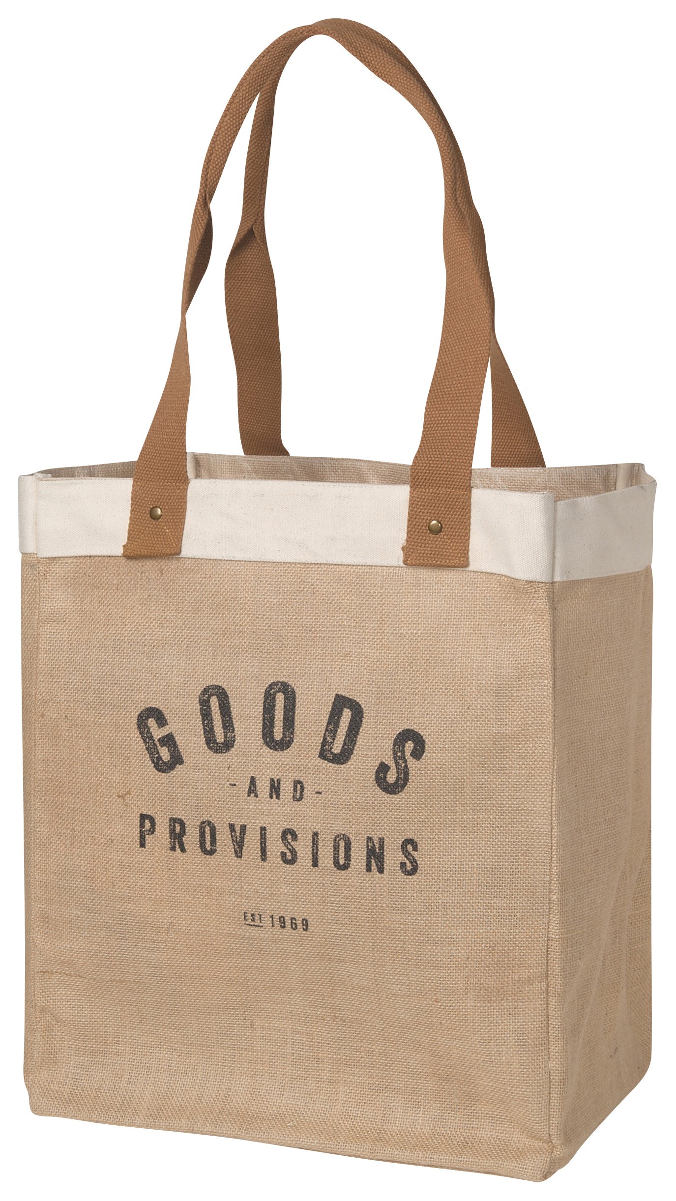 Market Tote Bag - Goods & Provisions