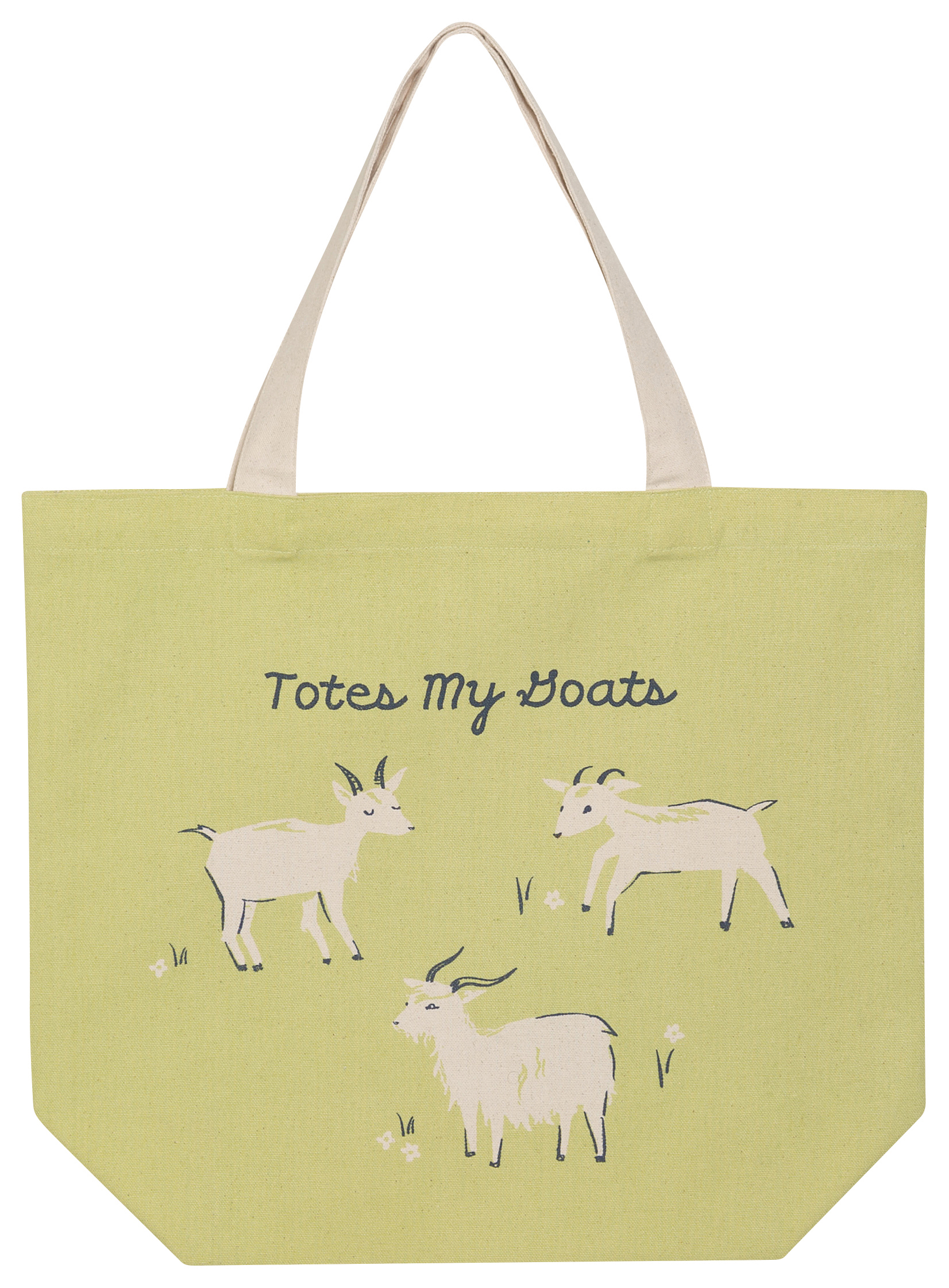 Tote Bag - Totes My Goats