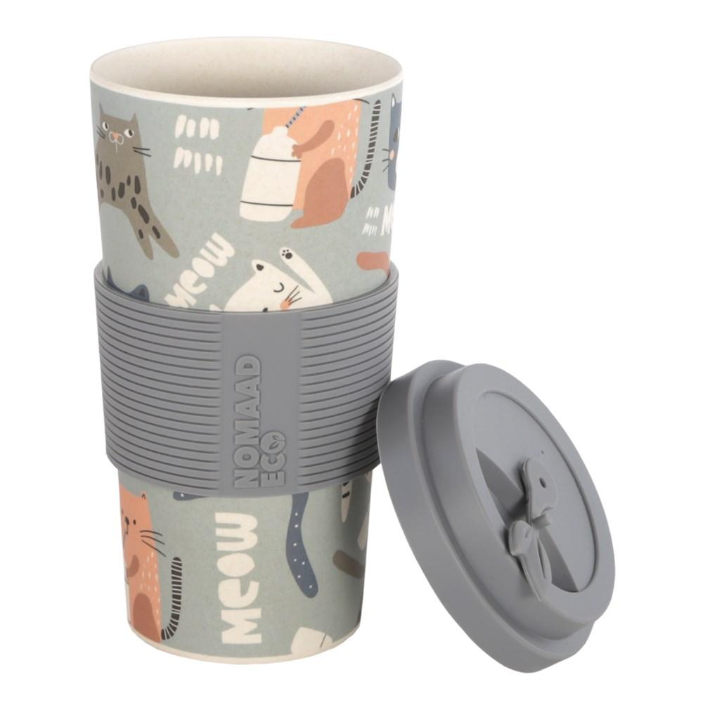 Nomaad Eco Mug Travel - Cats