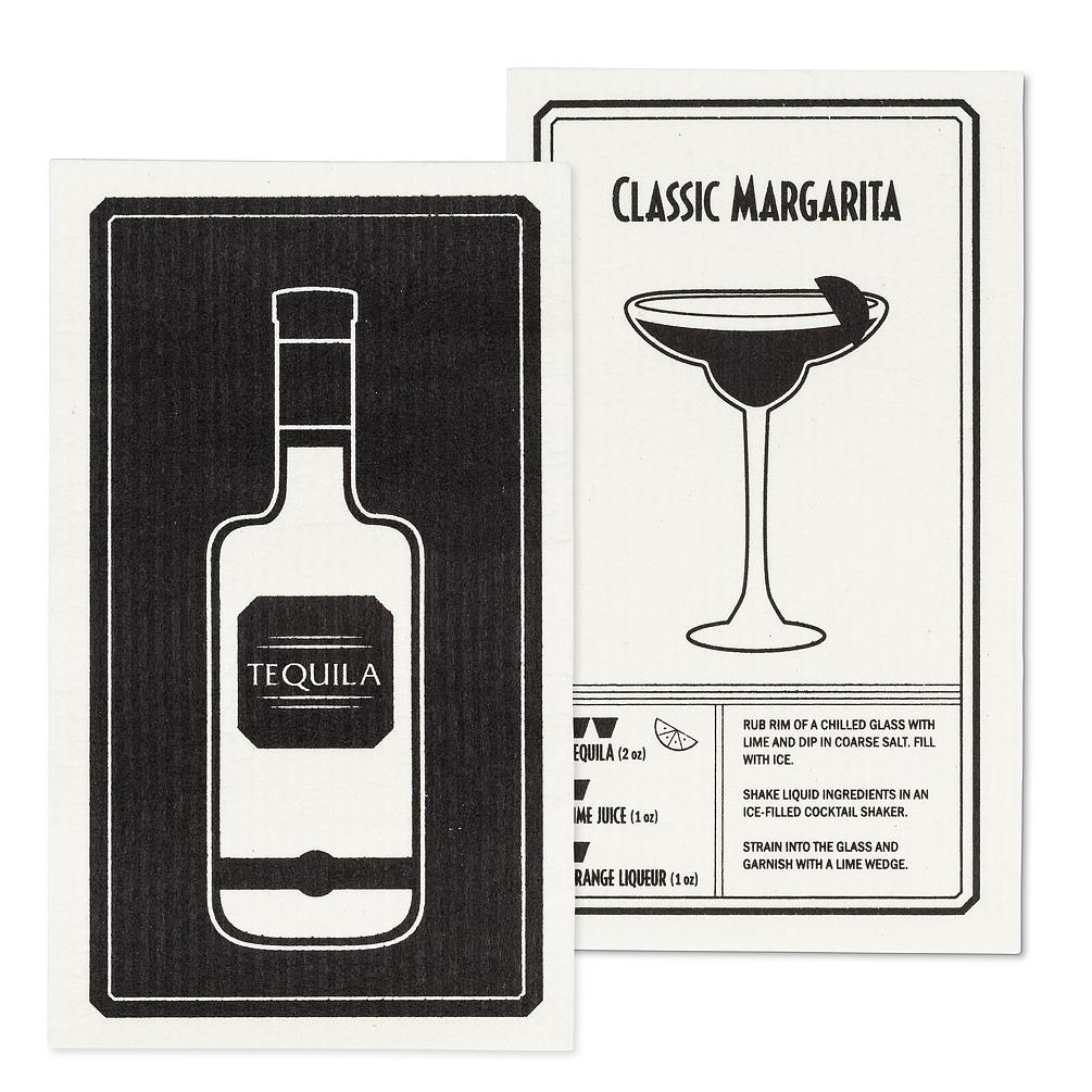 Swedish Dishcloth Set/2 - Tequila