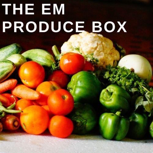 EM Produce Box