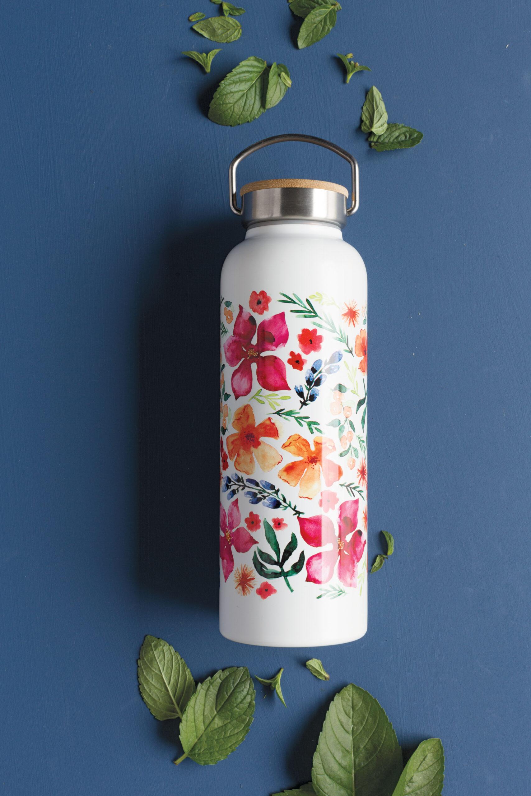 Roam Water Bottle - Botanica