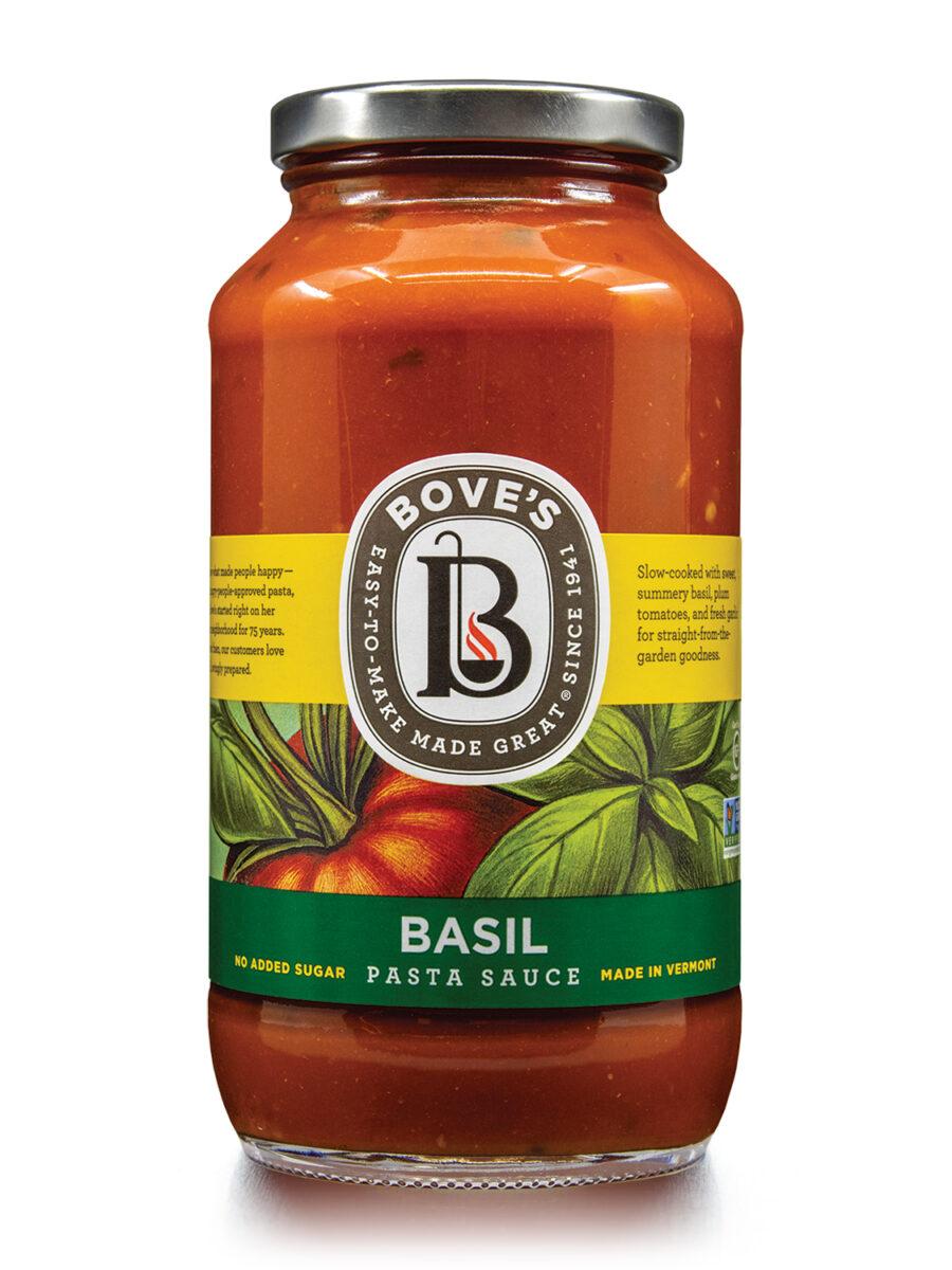 Bove's Basil Sauce