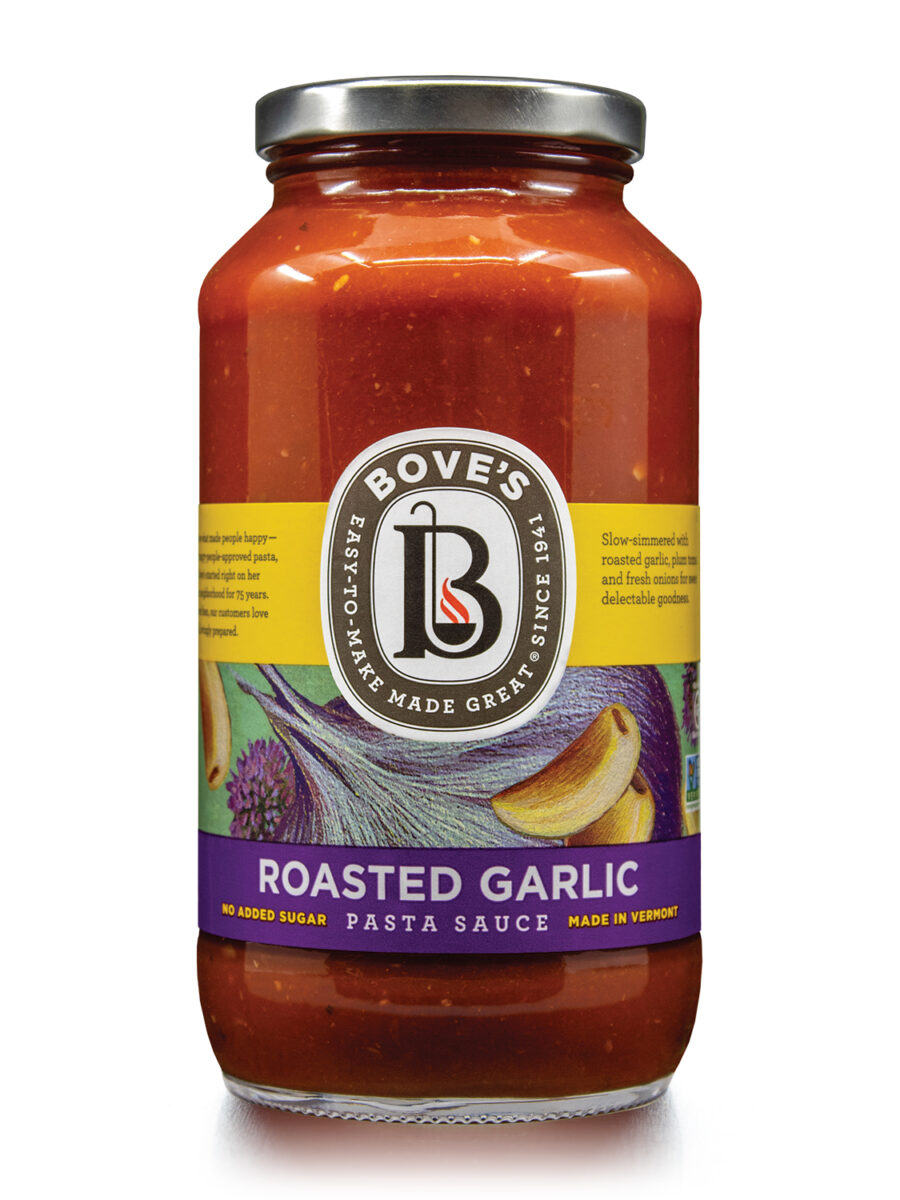 Bove's Roasted Garlic
