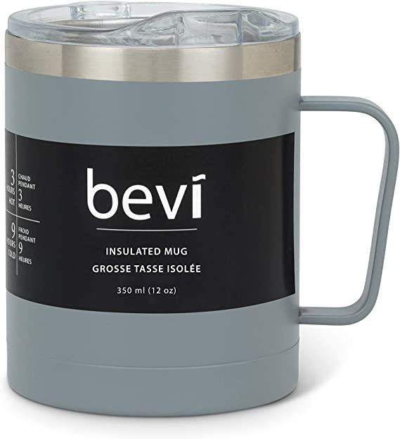 Bevi Insulated Mug - Black