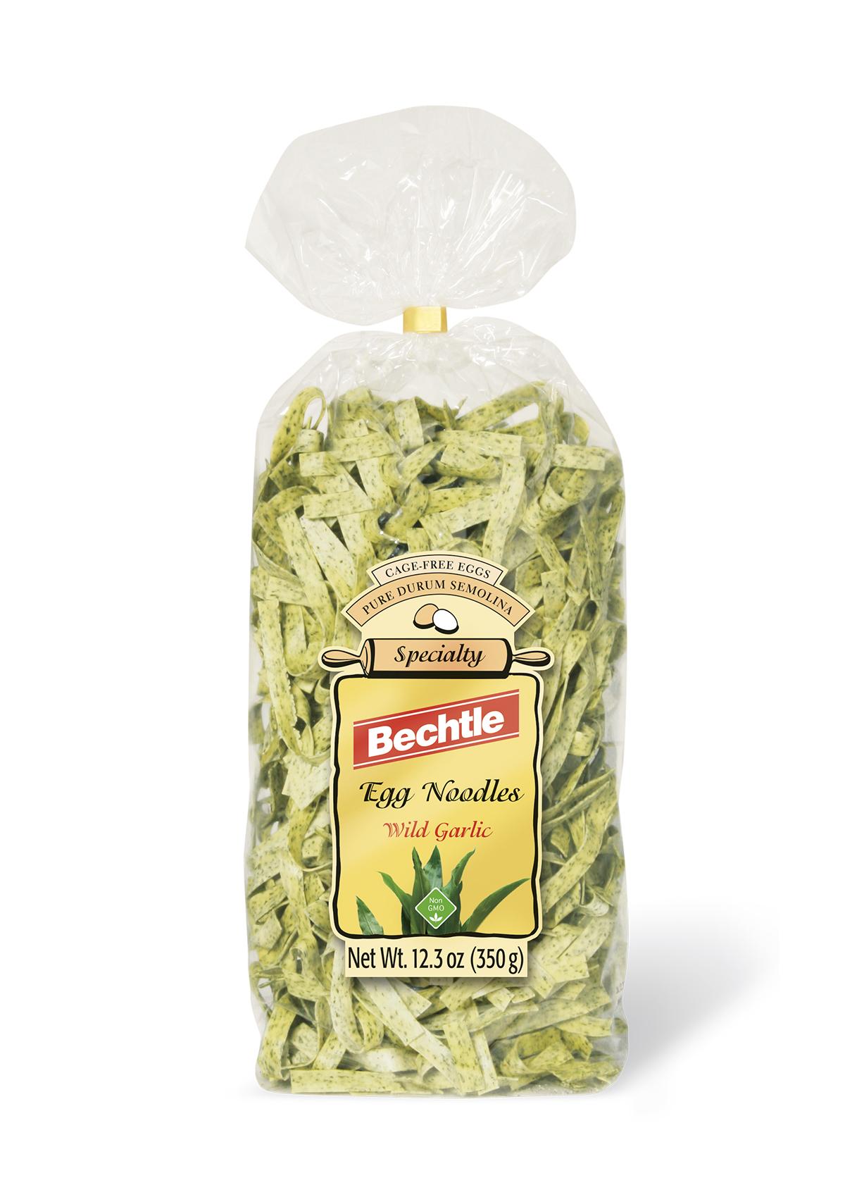 Bechtle Extra Broad Wild Garlic Noodles